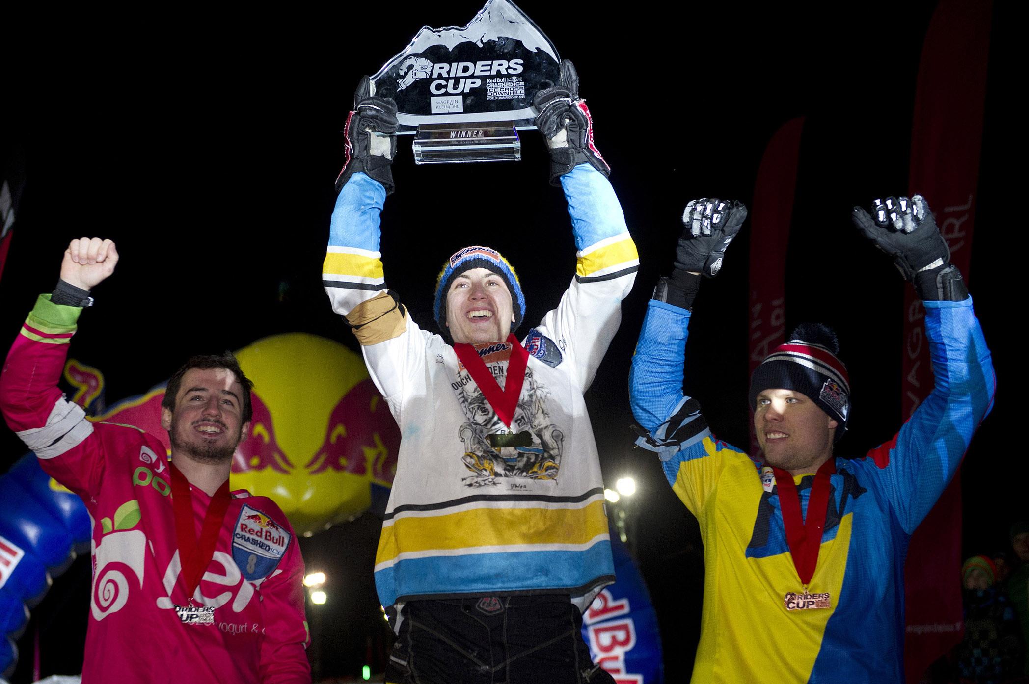 Ice Cross Downhill Riders Cup Wagrain-Kleinarl Austria